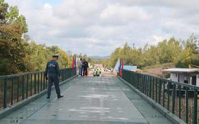 Ещё один мост восстановили в Приморье