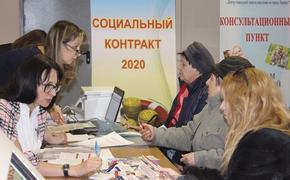 Социальные контракты в этом году помогли уже более 1000 жителей Приморья