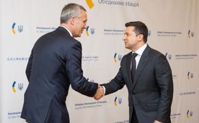 Зеленский обсудил с генсеком НАТО Столтенбергом увеличение присутствия альянса в Чёрном море