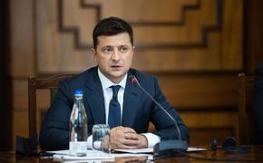 Зеленский поблагодарил Эрдогана «за твёрдую позицию по аннексии Крыма»