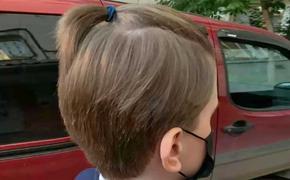 Шестиклассника не пустили в школу из-за собранных в хвостик волос