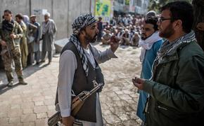 Талибы назвали неприемлемыми условия, на которых в мире готовы признать их правительство