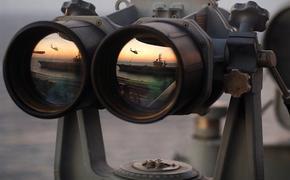 В акваторию Черного моря вошли два военных корабля НАТО