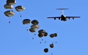 На западе Украины прошло воздушное десантирование военных стран НАТО и партнёров