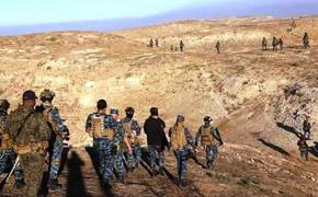 Силовые структуры Ирака приступили к масштабной войсковой операции по ликвидации остатков банд «чёрного халифата»