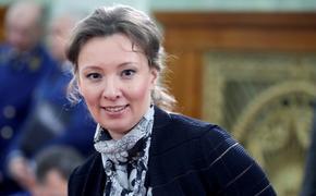 Детский омбудсмен Анна Кузнецова может занять пост вице-спикера Госдумы