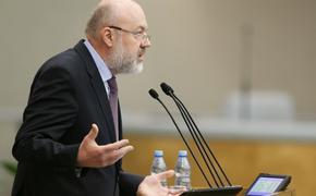 Депутат Крашенинников и сенатор Клишас внесли в Госдуму законопроект о региональной власти