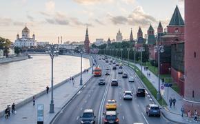 Собянин: С января по июль Москву посетило более 13 млн. туристов и экскурсантов