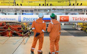 Эксперт по энергетике Пикин назвал «бессмысленным» волнение Украины из-за «Турецкого потока»