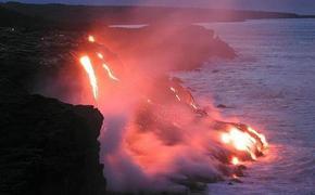 На острове Пальма обрушился северный склон кратера