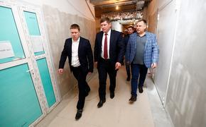 В Кореновске детский сад на 325 мест построят к концу года
