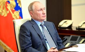 Путин заявил, что Россия обладает неограниченными, планетарными запасами газа