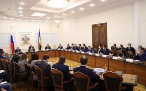 Юрий Бурлачко встретился с молодыми законодателями в Совете Федерации