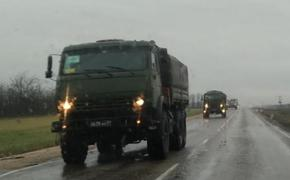 Бригаду спецназа ЮВО перебросят в Крым, в рамках учений