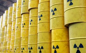 Greenpeace во Франции бойкотировал вывоз урановых отходов в Россию