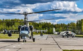 Avia.pro: российские вертолеты Ка-52 на границе Сирии не допускают прорыва войск Турции в арабскую республику