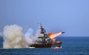 ТОФ проведёт ракетные стрельбы в заливе Петра Великого
