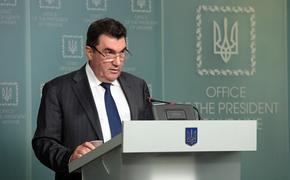 Секретарь украинского Совнацбеза Данилов: рано или поздно Киев «вернет» Крым