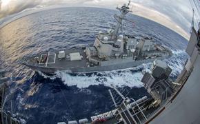 Ераносян: американский эсминец провёл демонстрацию в заливе Петра Великого ради Японии и Тайваня
