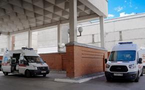 В Петербурге в горбольнице № 2 развернули еще тысячу коек для пациентов с COVID-19