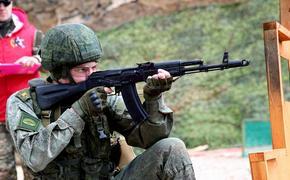 На Международной выставке оружия презентовали армейское тактико-стрелковое многоборье