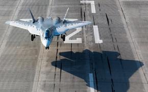 Military Watch: в случае вооружения гиперзвуковыми «Кинжалами» российский Су-57 сможет «разрывать пополам» корабли одним ударом