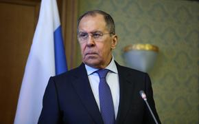 Лавров заявил, что Россия приостановит работу постпредства при НАТО с 1 ноября