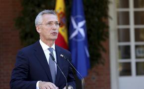 Сенатор Джабаров: генсек НАТО Столтенберг «испортил все, что можно было испортить»