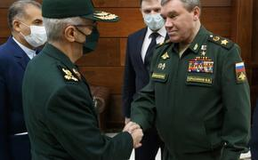 Москва и Тегеран идут на сближение отношений, и это не может не волновать Запад
