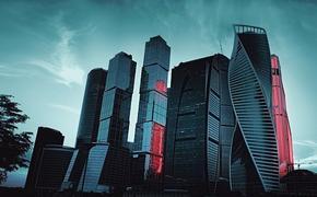 Возгорание произошло на 23-м этаже башни «Меркурий» в Москва-сити