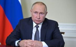 Путин объявил нерабочие дни в России с 30 октября по 7 ноября