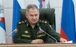 Шойгу: на фоне призывов к военному сдерживанию РФ НАТО стягивает силы к российским границам