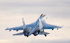 Истребители 6-ой воздушной армии ЗВО сошлись в учебном бою в небе над Карелией