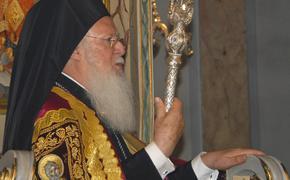 Константинопольского патриарха Варфоломея госпитализировали после перелета в США