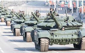Российская военная база в Таджикистане в этом году обновит парк танков