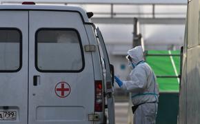 В России выявили более 35,6 тысячи случаев COVID-19