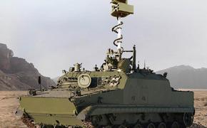 Новый комплекс управления артиллерией получили ВС РФ