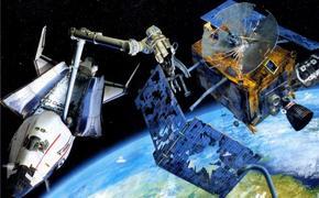 Китайский спутник будет учиться собирать космический мусор
