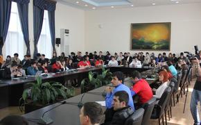 Фестиваль «Мир Кавказу» собрал в Махачкале молодежь СКФО и ЮФО