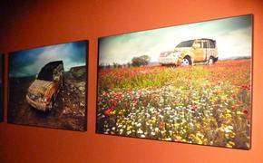 В Махачкале проходит выставка известной художницы Таус Махачевой