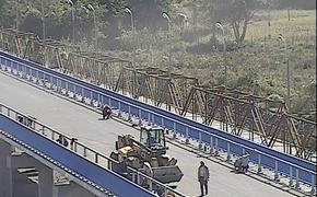 В Дагестане за рекордные сроки построили мост