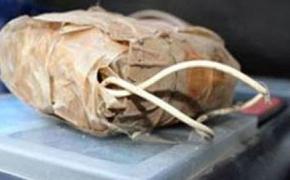 Мощную бомбу обезвредили в Дагестане