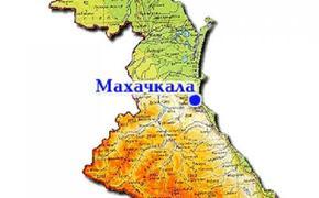 В центре Махачкалы произошел взрыв