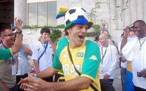 Беспорядки в Бразилии закончились массовым братанием