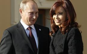 Президент Аргентины не сможет присоединиться к Путину, Руссеф и Меркель