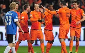 Голландия победила Бразилию и стала бронзовым призером ЧМ-2014