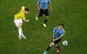 Назван самый красивый гол бразильского чемпионата мира по футболу (ВИДЕО)
