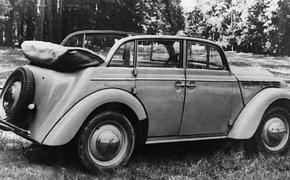 Как Ахматова и Баталов поддержали отечественный автопром