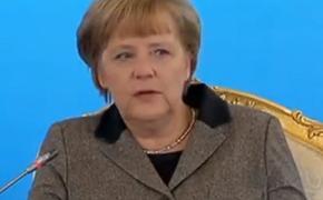 Меркель считает, что с Россией необходимы переговоры по энергетике