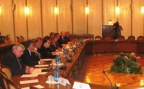 Белоруссию посещает делегация Словении